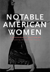 Notable American Women: Completing the Twentieth Century